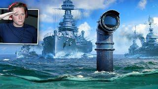 Navy Battleship Captain Simulator