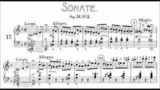 Beethoven: Sonata No.17 in D Minor,