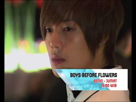 Makin seru   quot boys before flowers quot  di globaltv seru