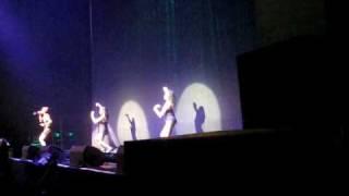 Dancing Backup for Cheri Dennis