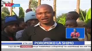 Miili ya watu watatu walioteleza wakichimba shimo ya choo mjini Nyeri yapatikana