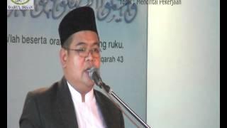 2013-03-08_Drs. H. Nandang Koswara M.MPd_Khutbah Jum'at_Topik_Mencintai Pekerjaan