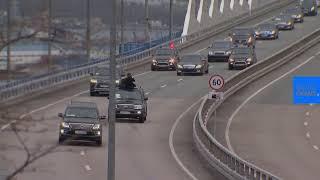 Watch: Kim Jong-un arrives in Russia for Putin talks