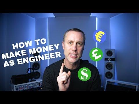 HOW TO MAKE MONEY AS A SOUND ENGINEER | Streaky.com