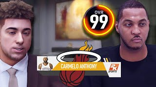 NBA 2K19 My Career - Signing Free Agents Ep.9