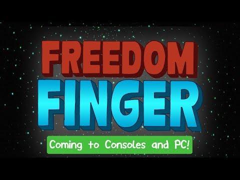Freedom Finger - Announcement Trailer! thumbnail