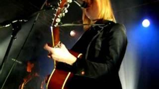 Anna Ternheim - Black Sunday Afternoon (live)
