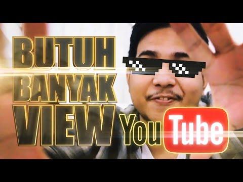 Video Cara Mendapat Banyak Viewer - Belajar Youtube