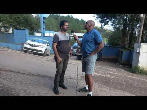 Wagnew o fiscal do Povo fala sobre a Represa do Calazan