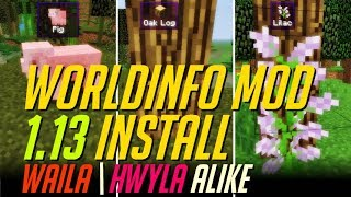 How To Install Optifine In Minecraft 1 13 wIth RIFT 1 13 how