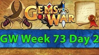 ⚔️ Gems of War Guild Wars | Week 73 Day 2 | Green GW and Easter Pet! ⚔️