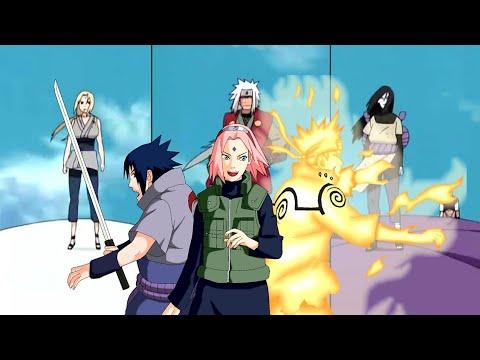 Sannins (Naruto)AMV- Bludfire (feat. Sidney Samson)  Eva Simons