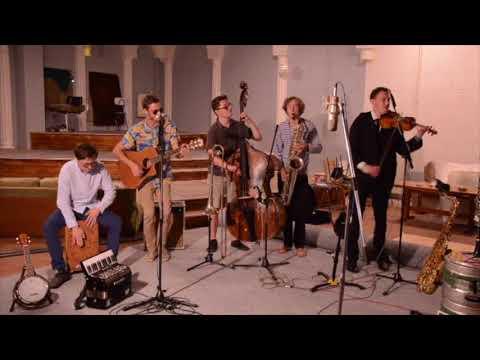 Milan Cyrus & Ladislav Kokesch - HTK Band - Blue Suede Shoes (cover)