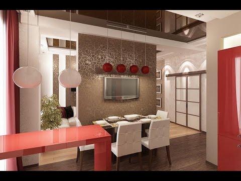 Идеи дизайна. Кухня-столовая – планировка и интерьер.