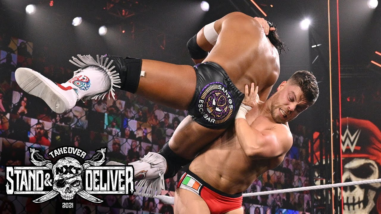 """Unified Cruiserweight Title Ladder Match At """"Takeover: Stand And Deliver"""" Night Two"""