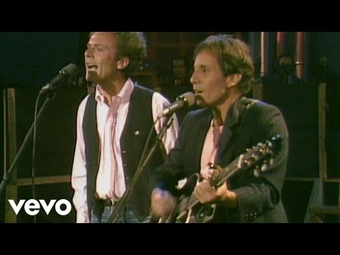Simon & Garfunkel - Wake Up Little Suzie (from The Concert in Central Park)
