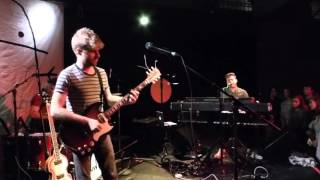 Jukebox the Ghost - The Popular Thing (Houston 02.04.16) HD