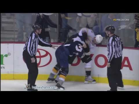 Mike Fisher vs. Ryan Getzlaf