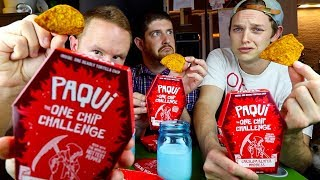Is The Paqui One Chip Challenge As Hot As They Say?