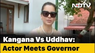 Governor Listened To Me Like A Daughter: Kangana Ranaut After Meeting - Download this Video in MP3, M4A, WEBM, MP4, 3GP