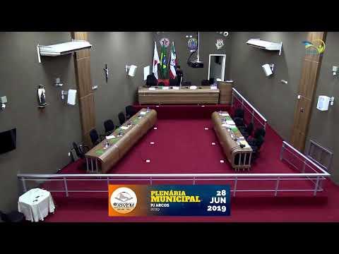 PJ ARCOS - Plenária Municipal 2019