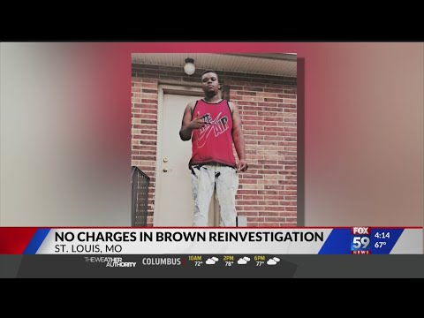 No charges in Brown reinvestigation