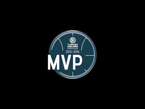 2015-16 Euroleague MVP: Nando De Colo, CSKA Moscow