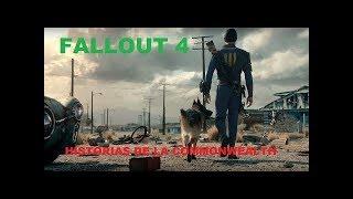 fallout 4-historia de los compañeros-PIPER,ALBONDIGA Y CODSWORTH