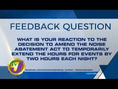 TVJ News: Feedback Question - December 12 2019