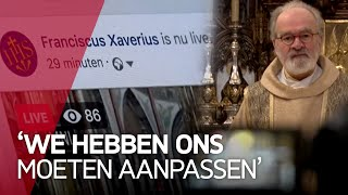 Sint-Franciscus aan het Singel biedt paasmis aan via livestream