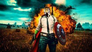 Avengers & PUBG | Main Theme Mashup