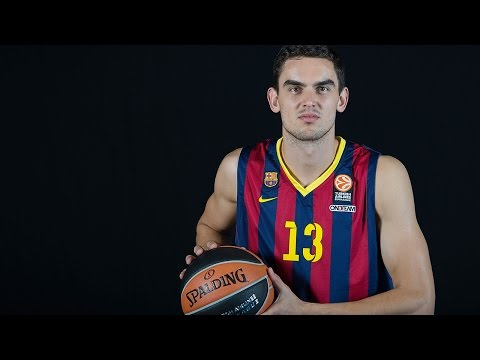 #hatmakers Block of the Night by Tomas Satoransky, FC Barcelona