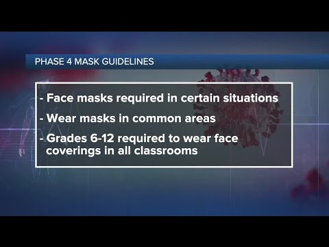 Health officials say Michigan schools should require masks for all attending students