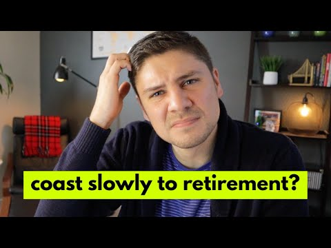 Slow FI vs. Coast FI: Early Retirement The Easy Way?