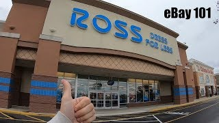 EBay For Beginners | How To Make $100 A Day At Ross / TJ Maxx / Marshalls