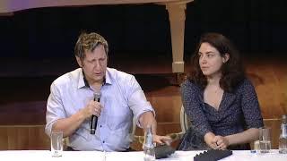 Он-лайн трансляция встречи с режиссером Робером Лепажем