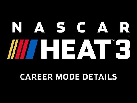 NASCAR Heat 3 - Career Mode Details thumbnail