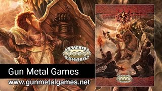 Game Geeks #277 Codex Infernus: The Savage Guide to Hell by Gun Metal Games