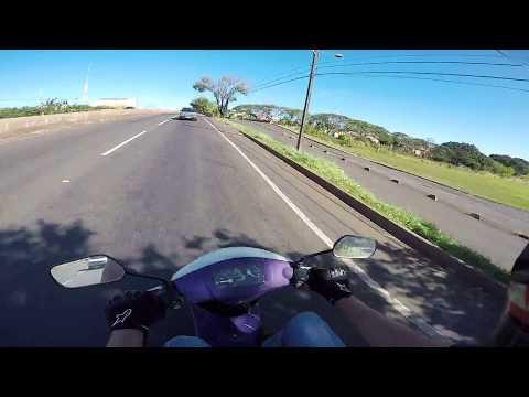 Yamaha Jog 50cc - Role no autódromo e Planos para o projetinho!!!