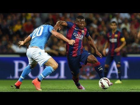 Was Adama Traore Still a Beast at Barcelona?