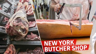 How an NYC Butcher Shop is Surviving the Pandemic — Prime Time thumbnail
