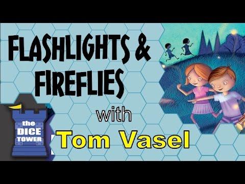 Dice Tower Reviews: Flashlights & Fireflies