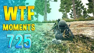 PUBG WTF Funny Daily Moments Highlights Ep 725