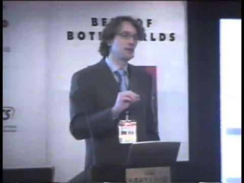 Print Summit 2005 : Thomas Gerlach – (Phoenix Xtra Print) at Print Summit 2005