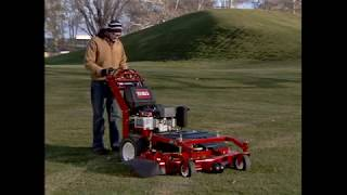Commercial Walk-Behind Mower Operator Safety Training