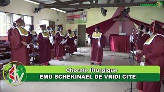 CHORALE LITURGIQUE EMU SCHEKINAEL DE VRIDI CITE