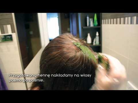 Maska do włosów z żelatyny w witaminy A i oleju rycynowego