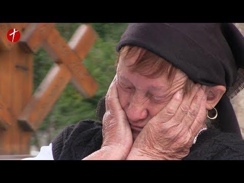 Uzdol - 25. godišnjica zločina nad Hrvatima