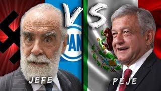 DEBATE AMLO VS CEVALLOS (COMPLETO Y MEJOR CALIDAD HD)