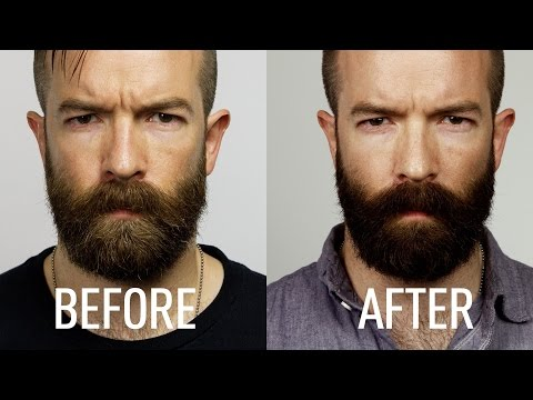 How to Dye Your Beard | Jeff Buoncristiano